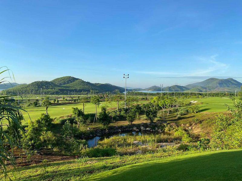Golfer nên gọi điện trước để được hướng dẫn chi tiết cách đến sân golf