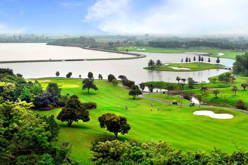 Sân golf Ninh Bình Hoàng Gia - Royal Golf Club