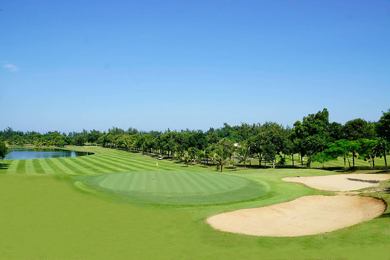 Sân golf Paradise Vũng Tàu nổi tiếng