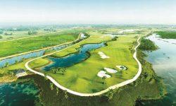 Sân golf Tân Mỹ Đức hòa tỉnh Long An