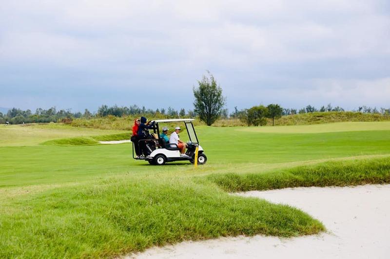 Sân golf Xuân Thành chính thức đi vào hoạt động từ ngày 28 tháng 4 năm 2017
