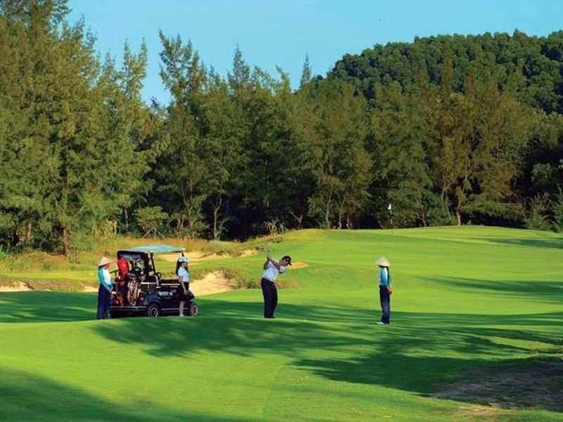 Mô hình sân golf - nghỉ dưỡng của sân golf Xuân Thành như một dấu mốc mở đường cho golf tại Hà Tĩnh