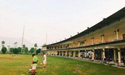 Sân tập golf Thanh Hà