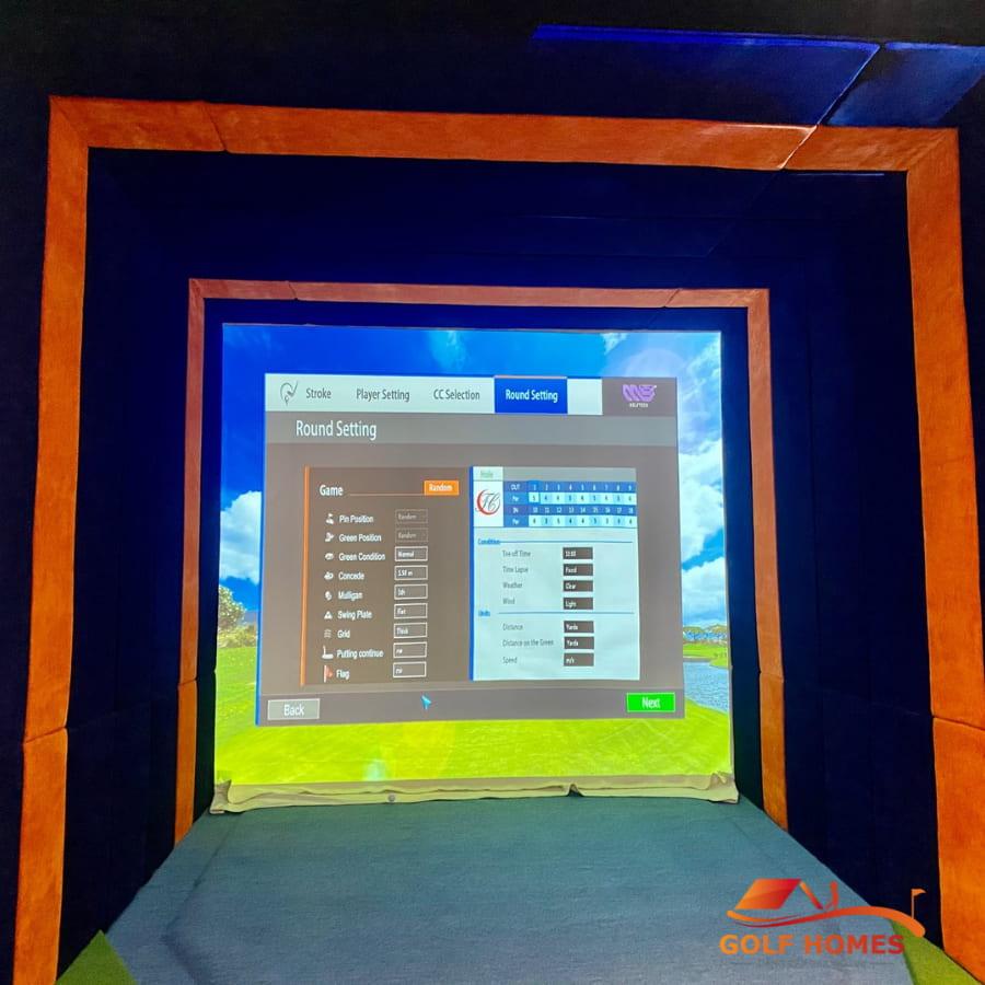 Gói lắp đặt Diamond MS9 hoàn thiện và bàn giao