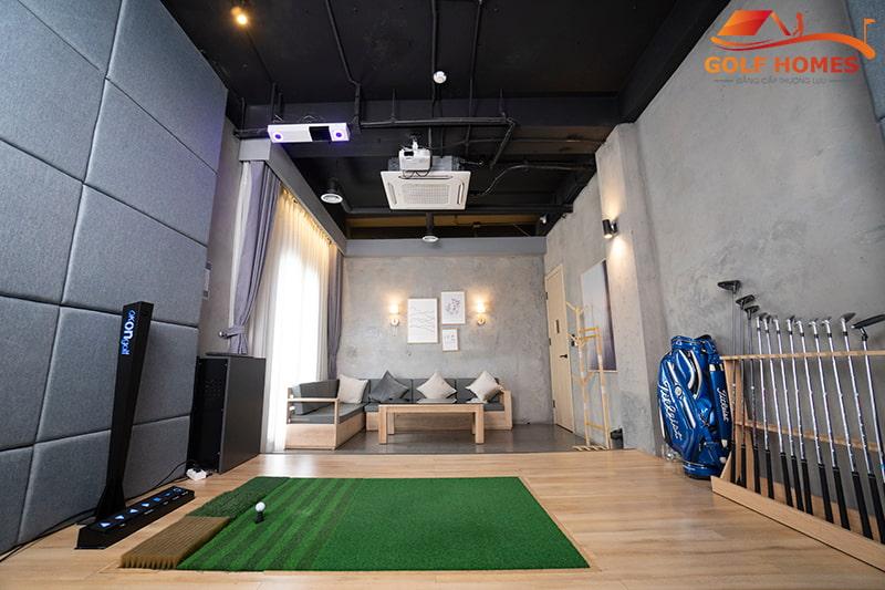 Hệ thống đè Led phòng Golfhomes Platinum UDR 4.0 Royal