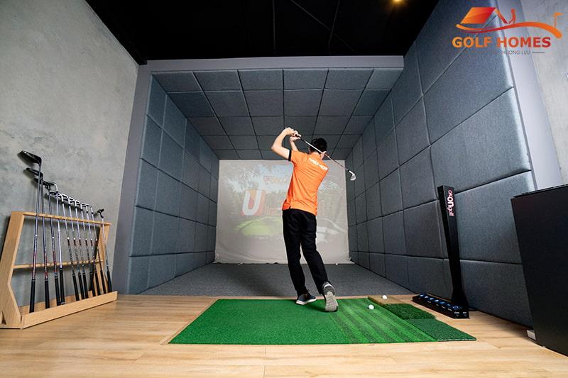 Thảm Swing Golf 3D nhập Hàn