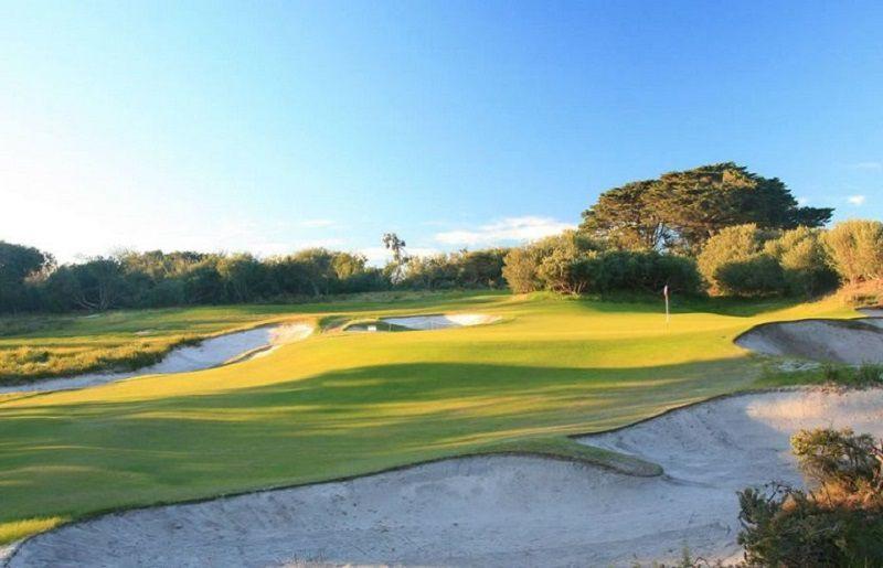 Royal Melbourne là sân golf của nước Úc
