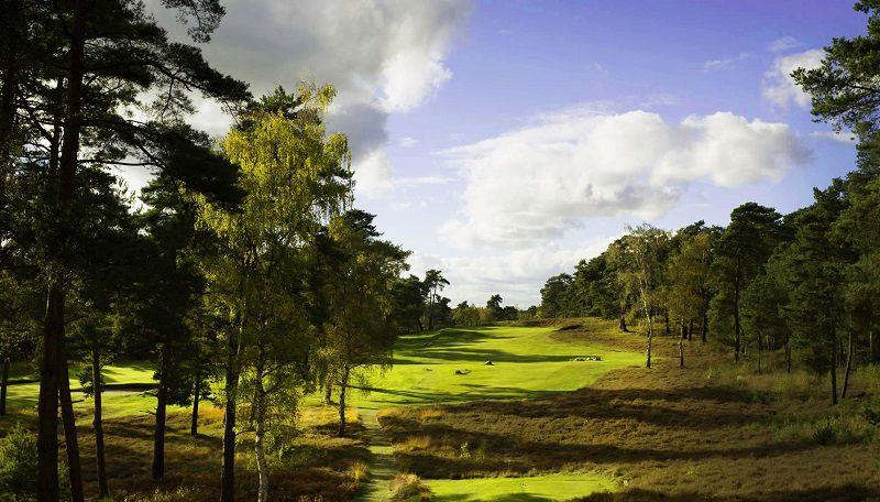 Mortefontaine Golf Course - sân golf đẹp nhất thế giới