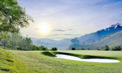 Sam Tuyền Lâm Golf Club tọa lạc tại phân khu chức năng 7 & 8 (Thành phố Đà Lạt - Lâm Đồng)