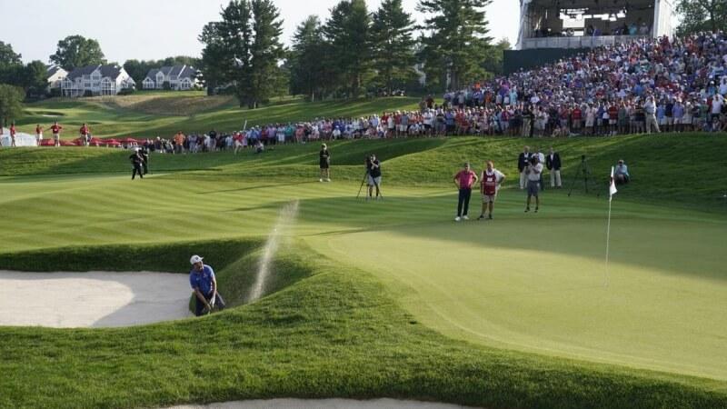 """Nơi đây còn là điểm đến """"thường xuyên"""" của các golfer chuyên nghiệp thi đấu"""