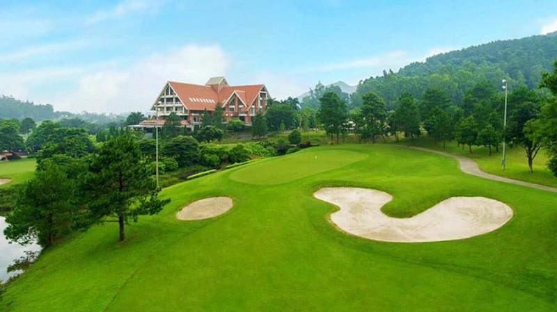 Sân golf Tam Đảo là một trong những địa chỉ được các golfer ưa chuộng