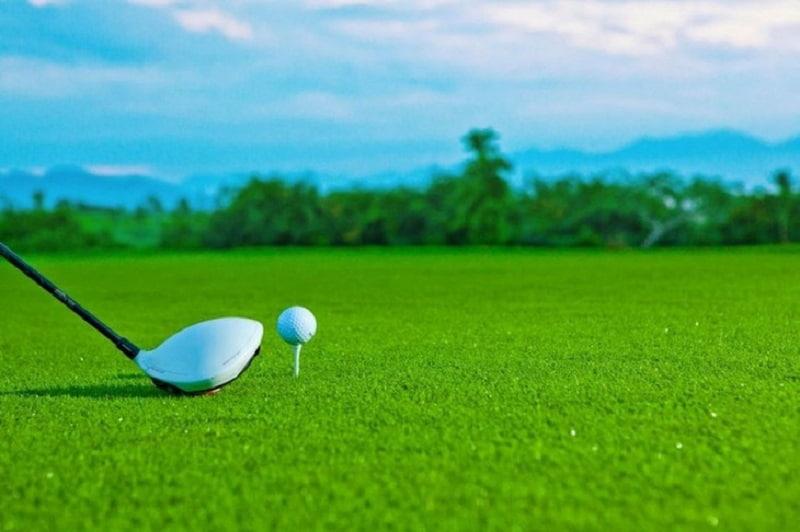 sân golf thái nguyên