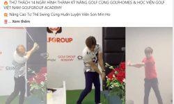 HLV Son Min Ho dạy Swing nâng cao