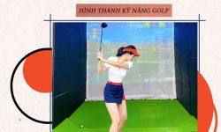 Sự kiện GOLF FROM HOME - Thử thách 14 ngày Hình thành thói quen Golf chính thức khép lại
