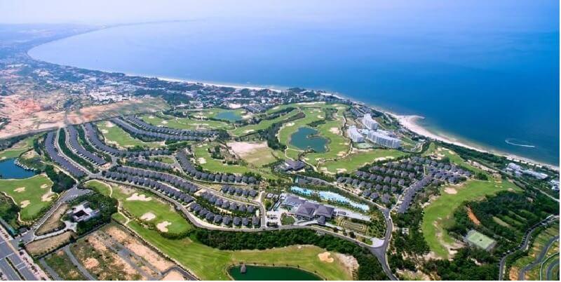 Sân golf SeaLink Mũi Né là điểm hẹn lý tưởng của nhiều golfer phía Nam