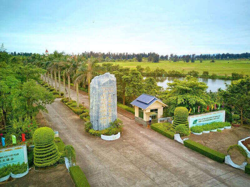 Sân golf Móng Cái là điểm đến vô cùng lý tưởng cho golfer phía Bắc