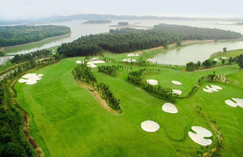 Sân golf dự kiến đây sẽ là một sân golf 27 lỗ đạt chuẩn quốc tế