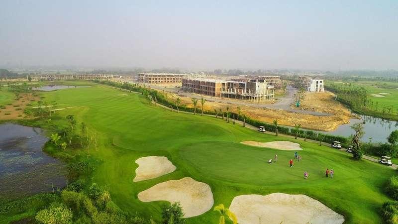 Sân golf Yên Bái là một dự án đem lại nhiều kì vọng