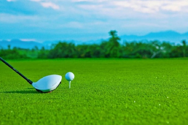 Dự án đang thực hiện chuẩn bị thi công và là điểm hẹn lý tưởng dành cho golfer toàn miền Bắc