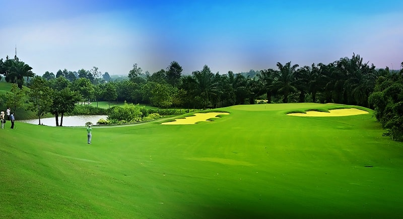 Dự án sân golf Yên Bình Thái Nguyên - Nơi tổ hợp vui chơi giải trí đáng mong đợi của du khách mọi miền