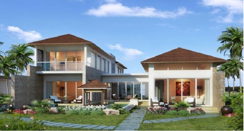 Du khách có thể đến đây nghỉ dưỡng và tận hưởng không khí trong lành