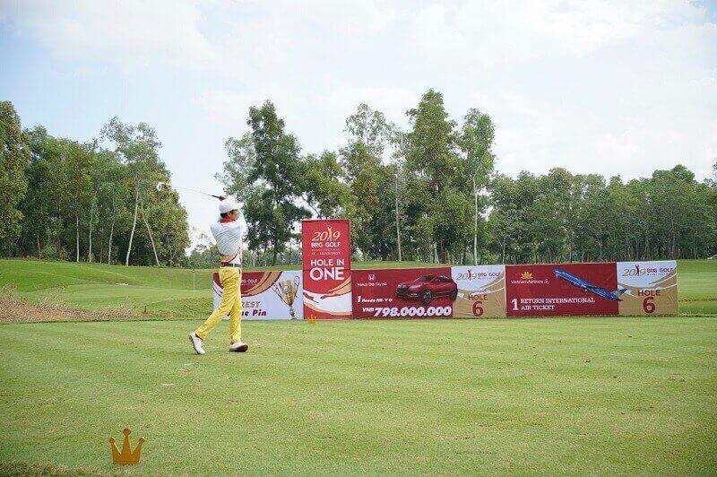 Học viện đào tạo ra những golf thủ chuyên nghiệp