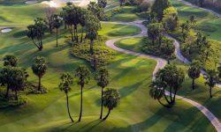 sân golf đa phước