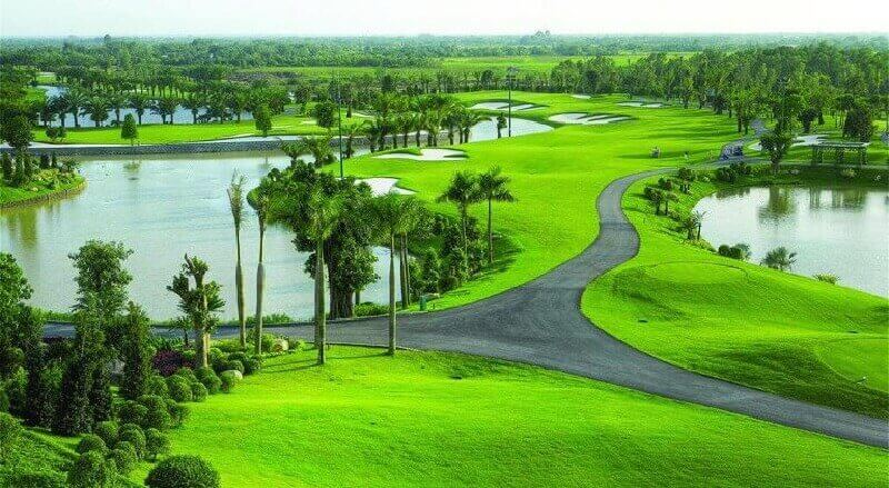 Dự án sân golf Lào Cai hứa hẹn thu hút đông đảo golfer chuyên nghiệp