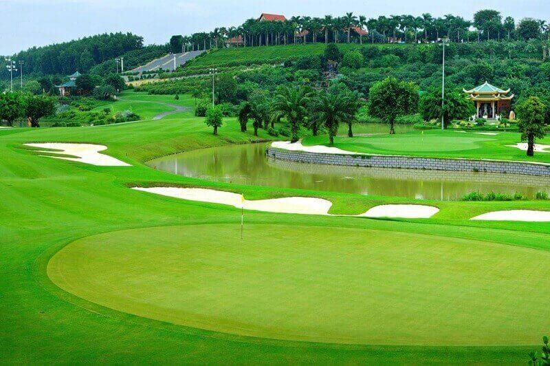 """Địa chỉ """"vàng"""" cho golfer giao lưu, trải nghiệm"""