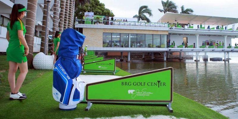 BRG Golf Center là sân gol được các golfer thủ đô yêu thích
